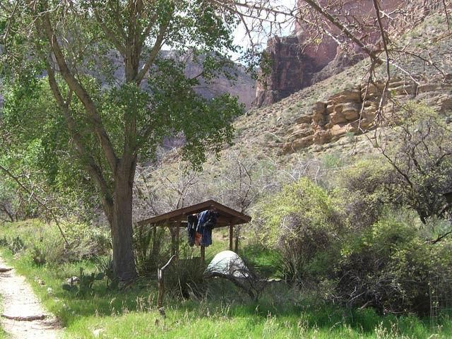 indian gardens campground